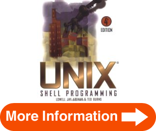 unix and shell programming A shell script is simply a text file containing a series of shell commands unix allows you to enter the name of the script at the c shell provides an extensive command language similar to the c programming language the c shell language contains constructs for input and output, conditional.